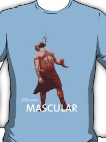 Mascular Summer 2013  by Bearfighter T-Shirt