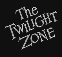 The Twilight Zone - Logo - Night Gallery by James Ferguson - Darkinc1