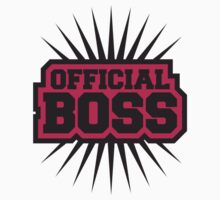 Official Boss by Style-O-Mat