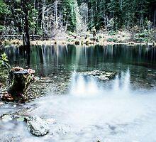 Laird Lake, OR by Joe Blount