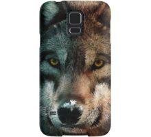 Animal Art - Wolf Samsung Galaxy Case/Skin