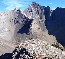 Highwood panorama I by zumi