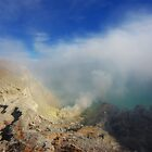 Ijen 1 by Steve Axford