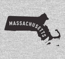 Massachusetts - My home state by homestates