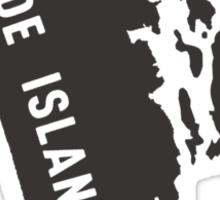 Rhode Island - My home state Sticker