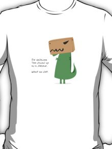 Tom T-Rex: Halloween T-Shirt