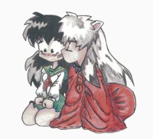 Inuyasha and Kagome  Kids Clothes