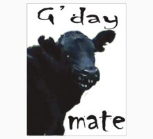 G'DAY MATE by Jon de Graaff