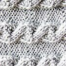 Cable Knit Pattern by CaseBase
