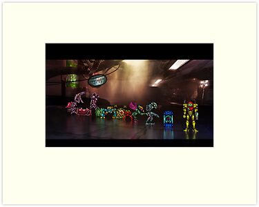 Super Metroid pixel art by smurfted