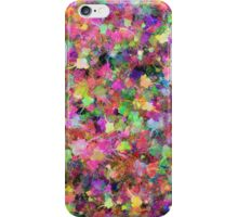 Patches of Paint iPhone Case/Skin