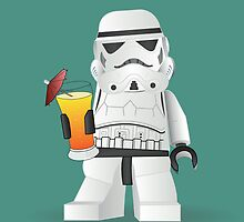 Tequila Trooper by LucyOlver