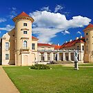 Rheinsberg Palace, Brandenburg, Germany by David A. L. Davies