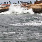 Sunset Cliffs in San Diego, California by frenchfri70x7