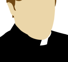 Careful Now - Father Dougal McGuire Sticker