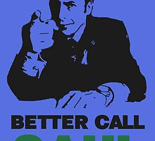 Better Call Saul (Blue) by miki1510