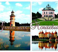 Gruss aus Moritzburg by ©The Creative  Minds