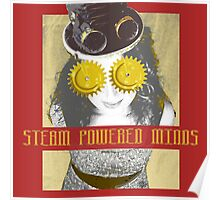 Steam Powered Minds Poster
