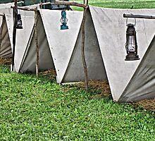 Tenting Tonight by Monnie Ryan