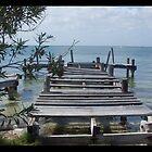 broke down dock by ItsAnOddWorld