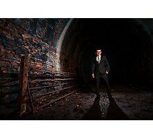 Underground Railway Model Photographic Print
