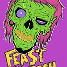 Feast On Flesh by TwistedDredz