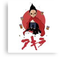 Tedsuo Canvas Print