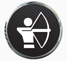 Archery Icon by SignShop