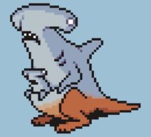 Parental Kangashark - Mother 3 by S M K