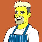 MasterChef Australia - Curtis Stone by Donna Huntriss