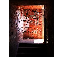 Uknown Fort II Photographic Print