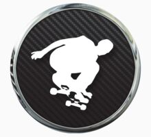 Skateboard Icon by SignShop