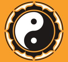 Yin Yang Lotus by nitty-gritty