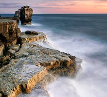 Sunset at Pulpit Rock by Chris Frost Photography