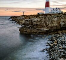 Portland Bill Sunset by Chris Frost Photography