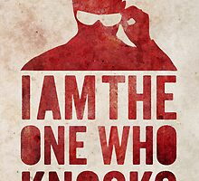 I am the one who knocks by thebrink
