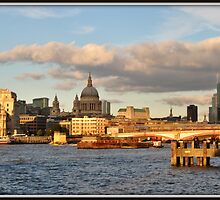 Landscape of Saint Pauls by Sparowsong