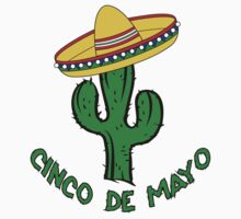 Cinco De Mayo T-Shirts & Hoodies by meganfart