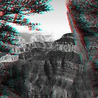 3D Grand Canyon (3) by Daniel Owens