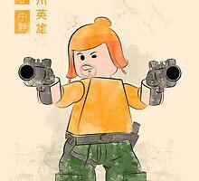 The Hero of Canton by LiRoVi