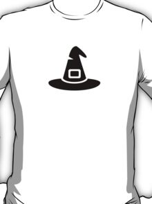 Halloween Witch Hat Ideology T-Shirt