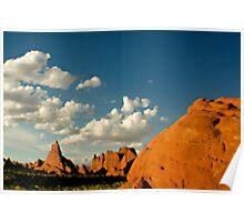 Desert Landscape Southern Utah Poster