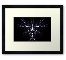 Power of the Pentacle Framed Print