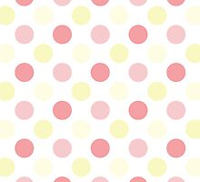 Pink Polka Dots by kwg2200