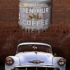 BEN HUR COFFEE by Larry Butterworth