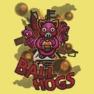 Ball Hogs by stephenb19