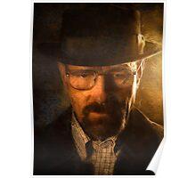 Heisenberg - Breaking Bad Poster