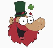 Luck of the Irish Leprechaun by Maestro Hazer