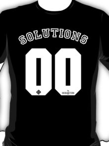 99 problems? 00 solutions! *White* T-Shirt