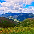 """Vail Mountain"" Vail, CO by AlexandraZloto"